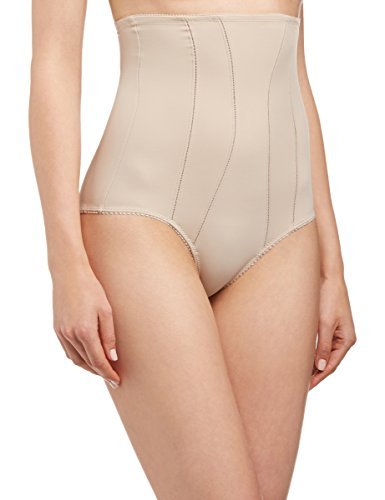 Naturana High Waist Girdle - Culotte gainante - Femme - Beige (Light Beige) - 50 ( Taille Fabricant : 3X-Large )