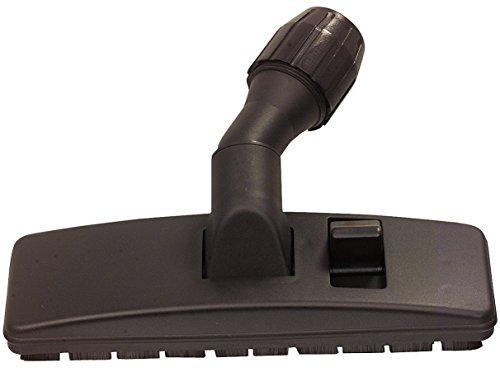 Générique - Cepillo para aspirador y adaptador universal de diámetro de 30/38 mm, color negro