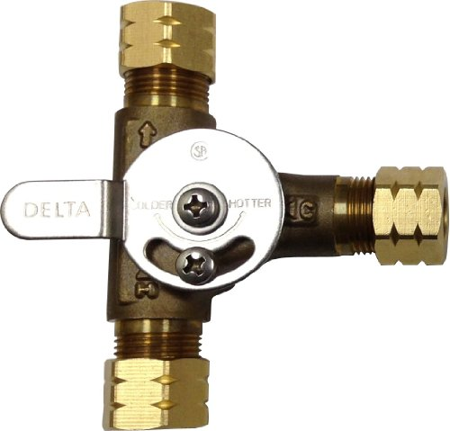 Delta Faucet R2910-MIXLF Mechanical Mixer, NA, NA