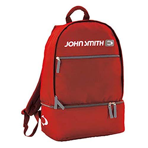 John Smith M16F14 Mochila, Unisex Adulto, Rojo, Talla Única