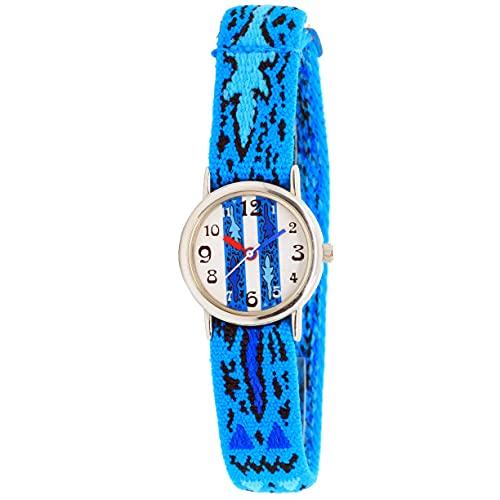 Christian Gar Cg-1356 Reloj Analógico Unisex Caja De Metal Esfera Color Blanco