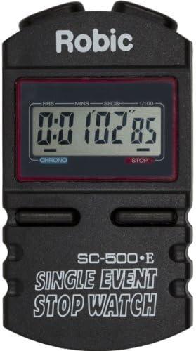 Robic SC-500E Single Event Stopregarder, noir by Robic