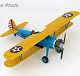 Hobby Master Boeing PT-17 Stearman 4BFTS British Flight Training School Mesa early 1940s 1/48 diecast plane model aircraft