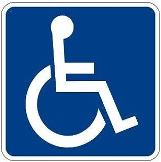 Handicap Parking Disabled sticker decal 4