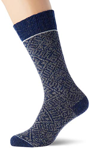 ESPRIT Herren Norwegian Boot M SO Socken, blau (cornflower 6623), 39-42 (UK 5.5-8 Ι US 6.5-9)