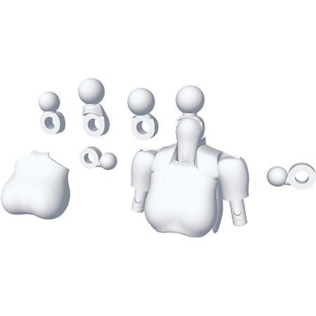メガミデバイスM.S.G 01 トップスセット ホワイト 全長約20mm 1/1スケール プラモデル