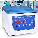 InLoveArts Laborzentrifuge, PRP-Zentrifuge mit Digitalanzeige, 500~4000 U/min einstellbar, Platz für 12 * 15-ml-Reagenzgläser, geeignet für 2-5-7-10-ml-Blutentnahmeröhrchen