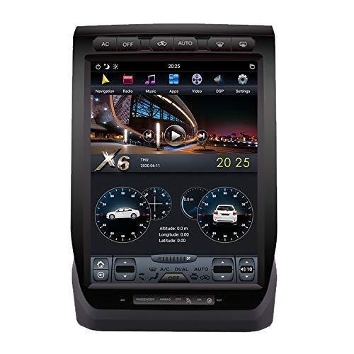 FLYUNICE 13'' Tesla Style 4GB RAM Android 9.0 Fast Boot Car Stereo Radio Head...