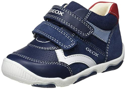 Geox Baby Jungen B New BALU' Boy C Sneaker, Blau (Navy C4002), 20 EU