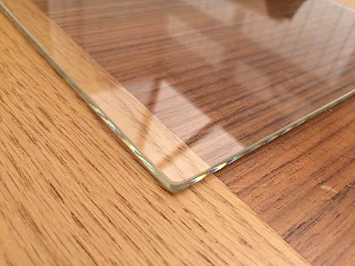 Piastra di costruzione in vetro borosilicato/letto per MK2 Wanhao CTC ANET Prusa TEVO Monoprice Creality 3D stampante HeatBed (disponibile su misura) (dimensioni: 120x120x3mm)