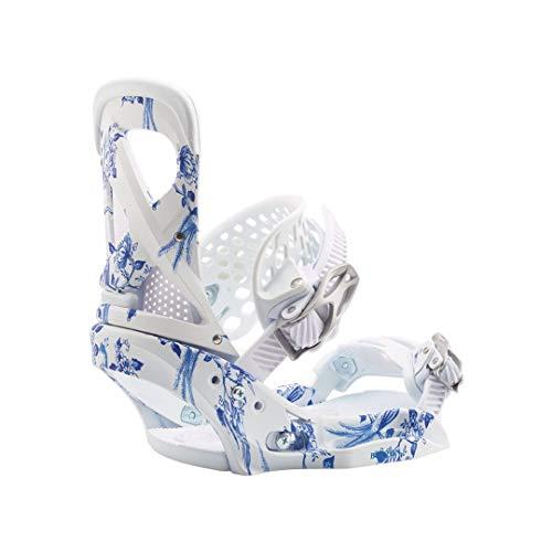 Burton Snowboard Lexa Est Delft Blue – Damen – Größe L – Weiß