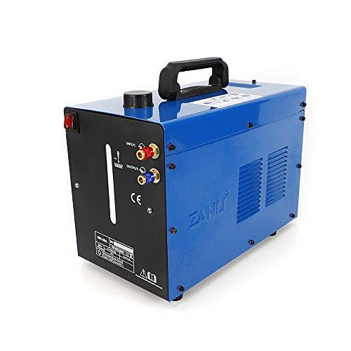 50HZ / 0,35MPA Wasserkühler 370W 10 Liter Industriekühler Wasserkühler Schweißgerät für Wig Wig Schweißgerät Kühlschlauch Kit