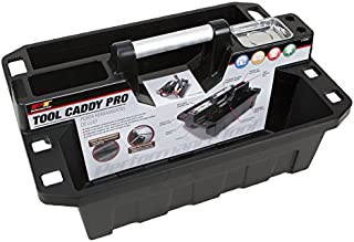 Performance Tool W88995 Portable Plastic Utility Tool Supply Caddy with Magnetic Parts Tray
