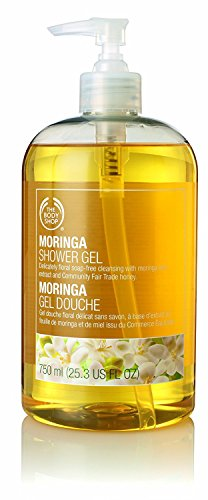 The Body Shop Moringa Duschgel 750ml