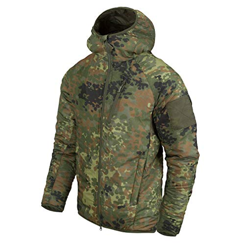 Helikon-Tex Wolfhound Hoodie Jacket - ClimaShield Apex Flecktarn L/Regular