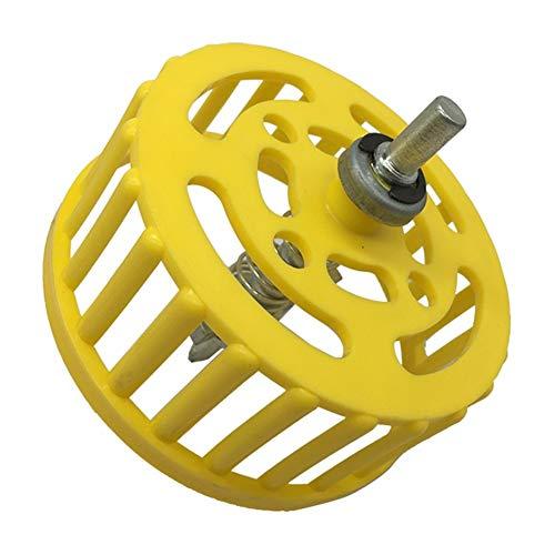 Heinside Cómodo 20-100mm Ajustable azulejo Cortador de círculos de la Cubierta Protectora del Agujero de Corte for el azulejo de cerámica de carburo de tungsteno Broca Power Tools Fuerte