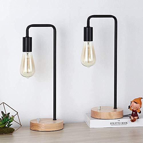 HAITRAL Lámparas de escritorio