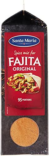 Santa Maria - Sazonador de Fajitas, Seasoning Mix, Condimento Tex-Mex, Mezcla de Especias especial Fajitas - 532g