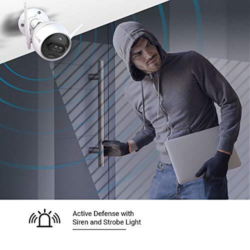 Caméra wifi extérieur EZVIZ ezTube 1080p 3