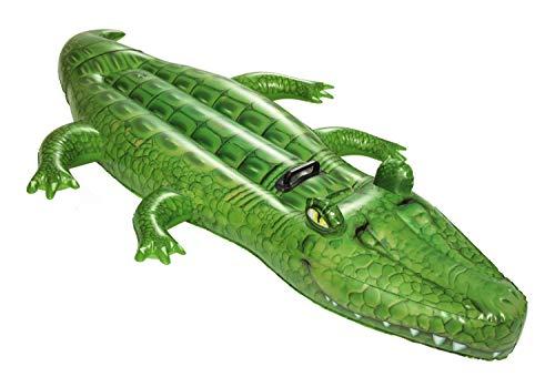 Bestway Schwimmtier Krokodil XL, ab 3 Jahren, 203 x 117 cm