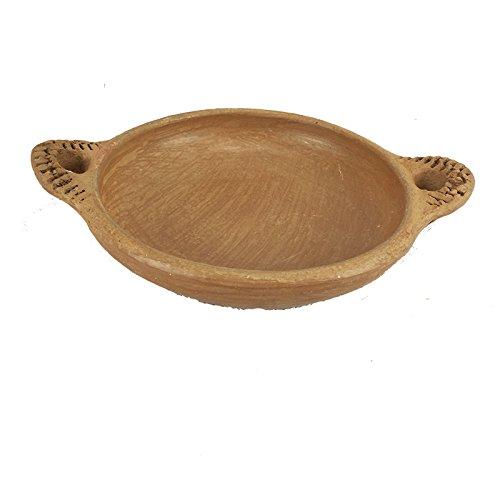 Plat marocain pour tajine en terre cuite.