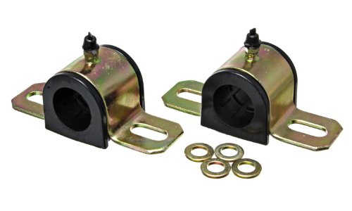"Energy Suspension 9.5161G 1"" Greasable Sway Bar Set"