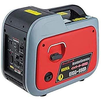 ナカトミ インバーター発電機(カセットボンベ式) NIGG-600 カセットボンベ付きX2 個人宅配送できます