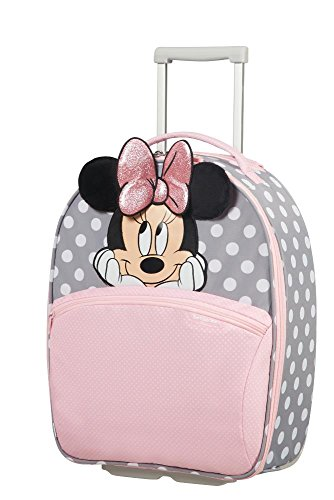 Samsonite Disney Ultimate 2.0 - Upright S Kindergepäck, 49 cm, 24 L, mehrfarbig (Minnie Glitter)