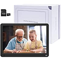 Kenuo 10.1 Inch Digital Picture Frame (Black)