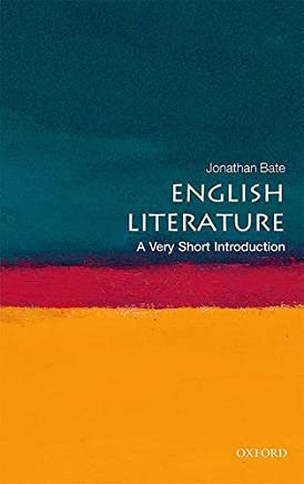 English Literature: A Very Short Introduction [Lingua inglese]