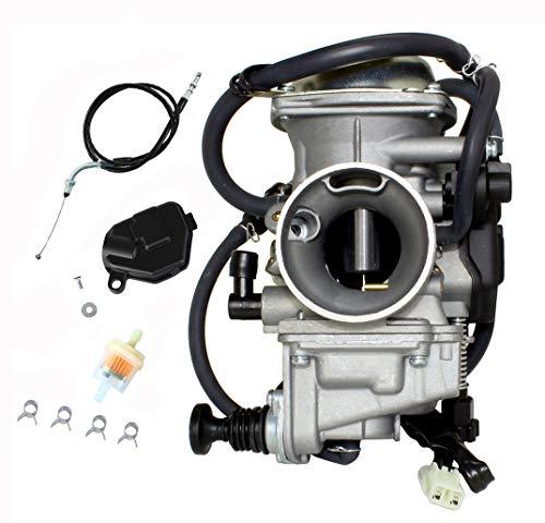 Carburetor for Honda Fourtrax 300 350 Foreman 400 450 Rancher 350 Carb, Honda Fourtrax 300 Carburetor, Honda Foreman 450 Carburetor, Honda Rancher 350 Carburetor