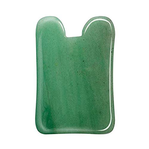 Best Review Of Ahier Jade Gua Sha Scraping Massage Tool (Green)