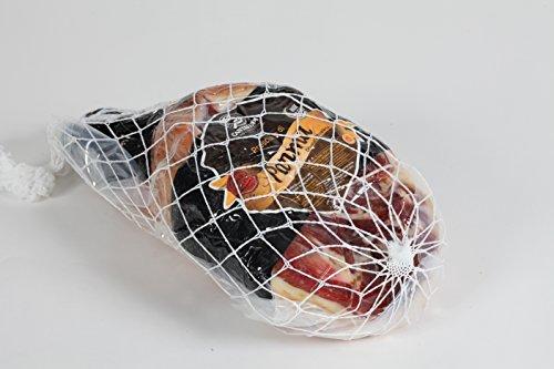 CANTALUPPI - Jamón de Parma sin hueso redondo (9-10 kg aprox.) - Producto Artesanal Italiano