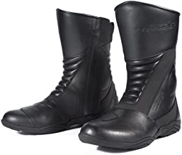 Tourmaster Solution 2.0 Men's Wide Waterproof Motorcycle Boots-11