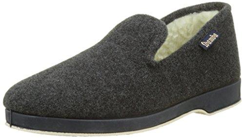 Victoria Confortable Picos H/TORCIDA, Zapatillas de Estar por casa para Hombre, Gris...