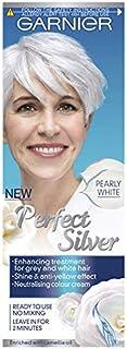Garnier Perfect Silver Grey Hair Neutralising Cream - Pearly White