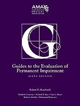 evaluation of permanent impairment 6th edition