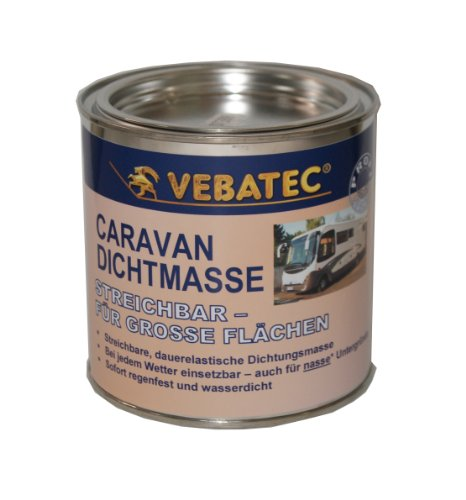 Vebatec Caravan Dichtmasse streichbar 670g (2,72 €/100g)