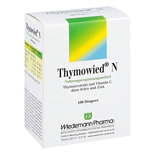 Thymowied N Dragees, 100 St. Tabletten