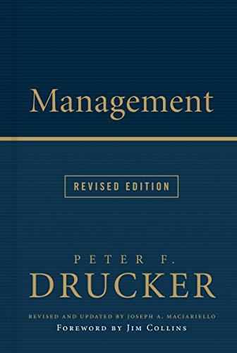 Management Rev Ed (English Edition) eBook: Drucker, Peter F ...