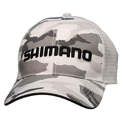 SHIMANO Smokey Trucker Hut; Camo; OSFM