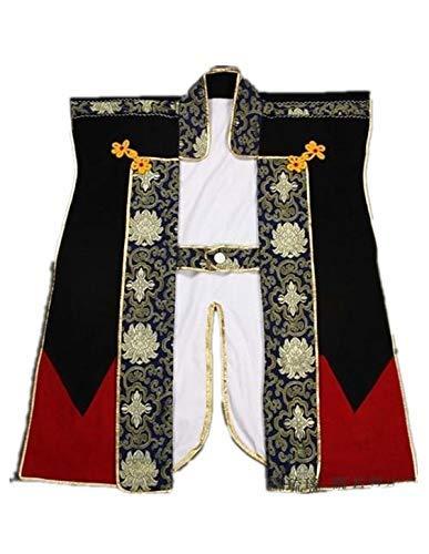 Armorj 缘甲 Japanischer Rüstung Samurai Surcoat Jinbaori Dofuku für Rüstungen