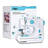 Best Kids Sewing Machines - NEX Portable Sewing Machine Double Speeds for Beginner Review