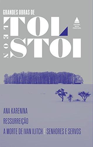 Box Grandes obras de Tolstói
