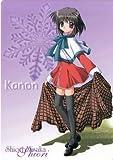 「Kanon カノン」 B5 下敷き 【美坂栞】 単品 ムービック