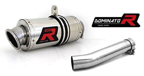 Dominator Exhaust Silencieux échappement SUZUKI DL 650 04-06 V-STROM + DB KILLER (GP I)