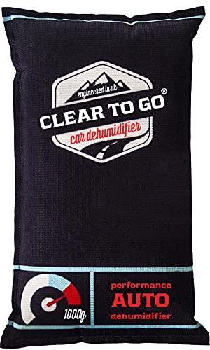 Le déshumidificateur pour voiture CTG1kg de Clear To Go