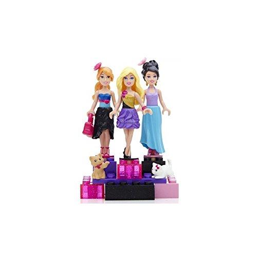 Barbie: Mini muñecas Caja de 3 Piezas