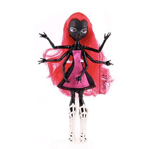EASTVAPS Monster High école Elf poupée personnalité créatrice Quatre.A Propos de 27cm