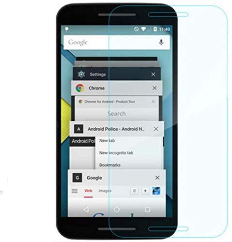 Tumundosmartphone Protector Pantalla Cristal Templado para Google LG Nexus 5X Vidrio
